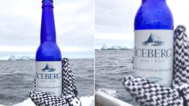 Iceberg Beer: This Beverage From Newfoundland is Harvested With Water From Melted Glaciers