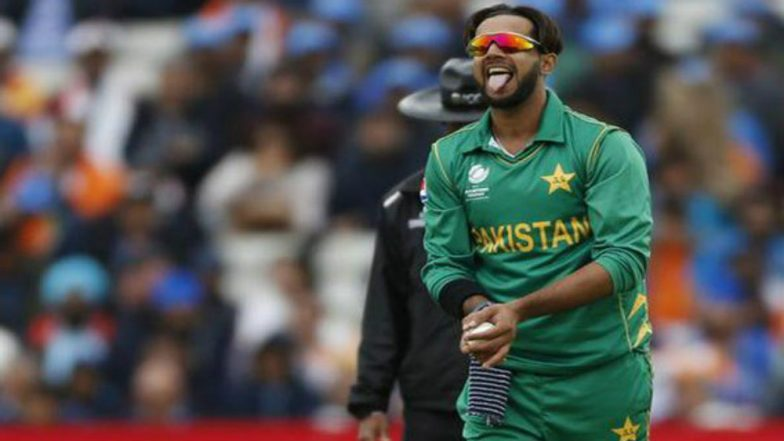ICC T20I Bowling Rankings: Pakistan Spinner Imad Wasim Moves to Second Place