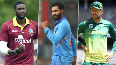 CWC 2019: Ravindra Jadeja And Other Athletic Fielders to Watch Out For in ICC Cricket World Cup 2019