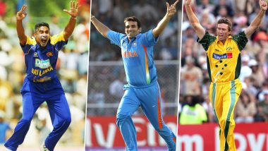 Ahead Of CWC 2019, Here's A List Of Bowlers With Most Wickets In Cricket World Cups