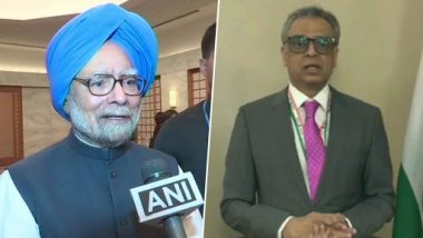 Masood Azhar Designated Global Terrorist by UN: Syed Akbaruddin Thanks Countries For Support, Former PM Manmohan Singh Expresses Happiness
