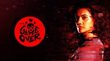 Game over Trailer: Taapsee Pannu Starrer Home Invasion Thriller Will Keep You at the Edge of Your Seat