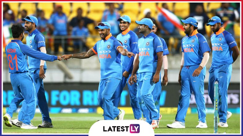 Schedule Of Team India At Icc Cricket World Cup 2019 List