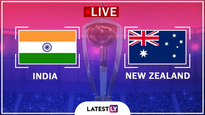 Live Cricket Streaming Of India Vs New Zealand Icc World Cup