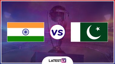 When is India vs Pakistan Match in ICC Cricket World Cup 2019 in England? Seventh Time Arch-Rivals IND And PAK Will Go Head-To-Head in CWC