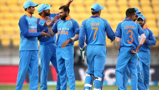 indian cricket team jersey for icc cricket world cup 2019 virat kohli and co to