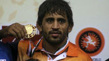 Bajrang Punia Bags Gold Medal at Ali Aliev International Tournament