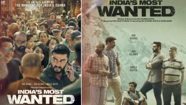 India's Most Wanted' Gets a U/A Certificate; Censor Board Gets Gita and Quran References Cut From Arjun Kapoor's Film