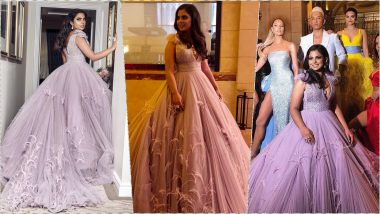 Isha Ambani Plays It Safe at Met Gala 2019 in Prabal Gurung Gown Without Going Out of the Box With Camp Fashion Theme (View Pics)