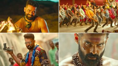 iSmart Shankar Teaser: Ram Pothineni's Rowdy Attitude Is Impressive in This Out-and-Out Mass Entertainer! Watch Video