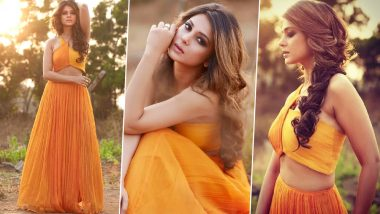 Bepannaah Actress Jennifer Winget Looks Like a Dream in This Latest Photoshoot (View Pics)