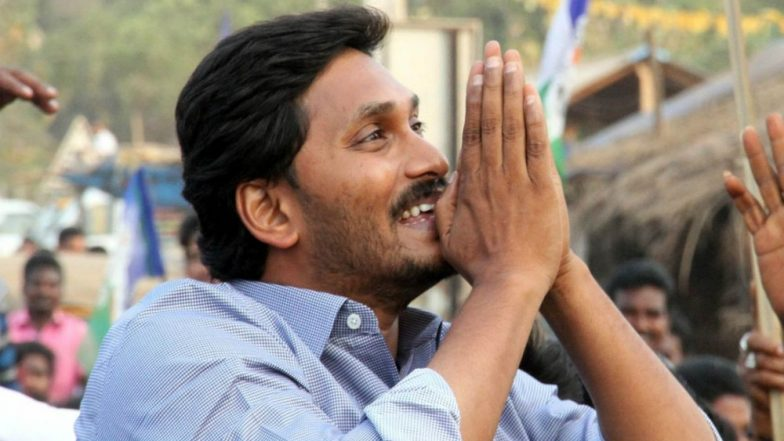 Jaganmohan Reddy to Be Sworn-in Andhra Pradesh Chief Minister Tomorrow