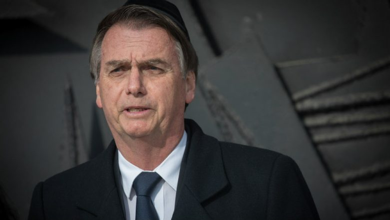 Brazilian President Jair Bolsonaro Cancels US Visit After Protests Over His Racist and Misogynist Remarks