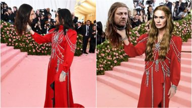 Met Gala 2019: Jared Leto's Outfit Becomes a Hilarious Game of Thrones Meme With a Season 8 Episode 4 Spoiler (View Pic)