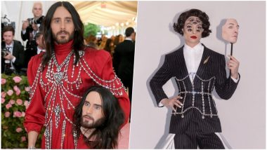 Met Gala 2019's Red Carpet Witnesses Bizarre Costumes! Jared Leto and Ezra Miller Take Camp Fashion to a New Level (View Pics)