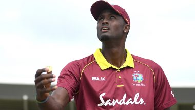 Jason Holder Replaces Mitchell Marsh in SRH Squad for IPL 2020, Fans Welcome West Indies Test Captain