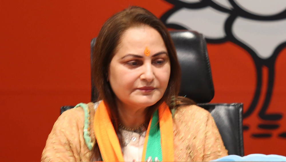 Jaya Prada Strikes at Azam Khan After He Breaks Down in Public, Says 'This is a Curse of the Tears Women have Shed Because of Him'