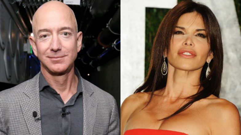 Amazon CEO Jeff Bezos Goes on a Date With Girlfriend Lauren Sánchez in NYC Restaurant (See Pictures)