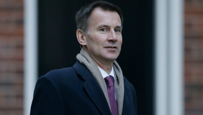 Jeremy Hunt, UK Secretary of State for Foreign Affairs, Aims to Ease Iran Nuclear Deal Tensions