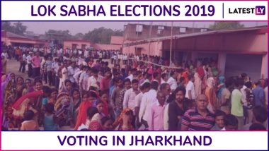 Jharkhand Lok Sabha Elections 2019: Phase 7 Voting Ends For Rajmahal, Dumka And Godda Parliamentary Seats; 70.50% Voter Turnout Recorded