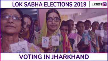 Jharkhand Lok Sabha Elections 2019: Phase 5 Voting Ends in Ranchi, Hazaribagh, Koderma and Khunti Parliamentary Constituencies; 64.23% Voter Turnout Recorded