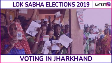 Jharkhand Lok Sabha Elections 2019: Phase 6 Polling Concludes in Giridih, Dhanbad, Jamshedpur, Singhbhum Constituencies; 64.50% Voter Turnout Recorded