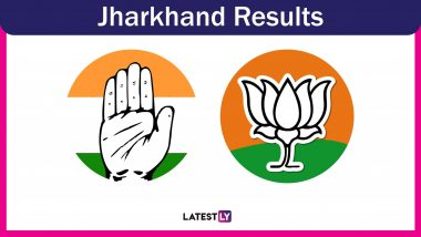 Jharkhand General Election Results 2019 Live News Update: BJP Secures Thumping Victory in Jharkhand, Bags 11 Seats