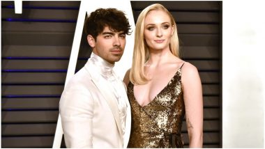 Joe Jonas and Sophie Turner to Host a Lavish and Wild Wedding in Paris?