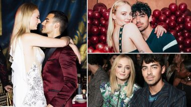 Joe Jonas and Sophie Turner Are MARRIED! Video From Couple's Secret Wedding Ceremony in Las Vegas Goes Viral