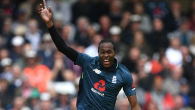 England Final Squad for ICC Cricket World Cup 2019: David Willey Makes Place for Jofra Archer in 15-Men Member Team