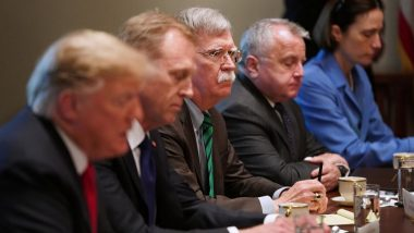 John Bolton, Donald Trump's Hawkish Security Advisor, Pushing US Into War With Iran?