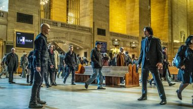 John Wick 3: Here's Something You Didn't Know About the Action Sequences of the Keanu Reeves Film