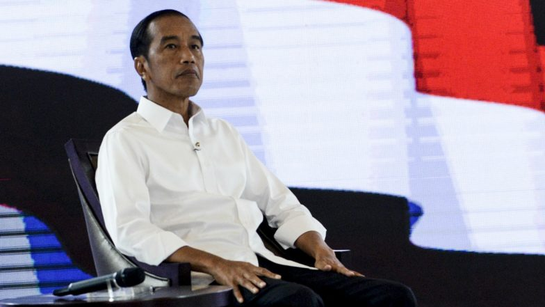 Indonesia Election Results 2019: Joko Widodo Re-Elected as President, Defeats Prabowo Subianto After Month-Long Counting of Votes