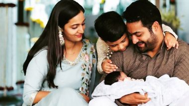 Jr NTR Birthday Special: These 6 Pics of RRR Actor Proves He Loves His Family Over Everything Else!