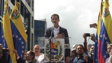 Venezuela Crisis: Juan Guaido Seeks US Military Cooperation