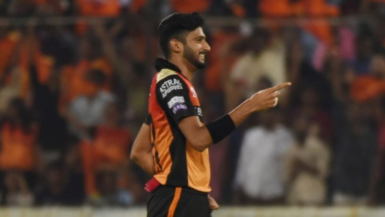 Khaleel Ahmed Celebration Video: Is the Pacer Making a Call to Selectors to Include Him in India Squad for ICC Cricket World Cup 2019?