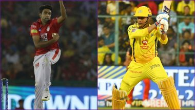 KXIP vs CSK Head-to-Head Record: Ahead of IPL 2019 Clash, Here Are Match Results of Last 5 Kings XI Punjab vs Chennai Super Kings Encounters!