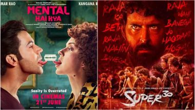 Mental Hai Kya and Super 30 Clash: Makers of Kangana Ranaut Starrer Release a Statement, Say 'There Will Be No Mud-Slinging'