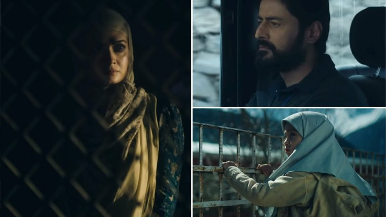 Kaafir Teaser: Dia Mirza and Mohit Raina's Web Series Looks Intriguing and Heart-Rendering (Watch Video)