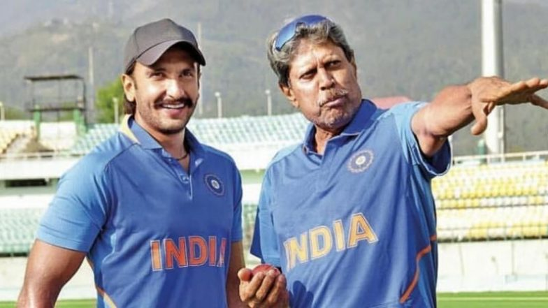 Ranveer Singh to Train with Kapil Dev for 10 Days in Delhi for Kabir Khan's '83'