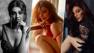Sita Actress Kajal Aggarwal Looks Drop Dead Gorgeous in Her Recent Photoshoot, and We Cannot Take Our Eyes Off From Those Pics