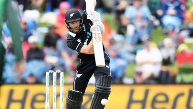 Kane Williamson Record in T20Is Vs India: Ahead of IND vs NZ Series, Here's a Look at Kiwi Skipper's Performance Against Men in Blue