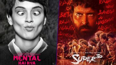 Mental Hai Kya vs Super 30: The Makers of Hrithik Roshan's Film Confirms No Change in Release Date!