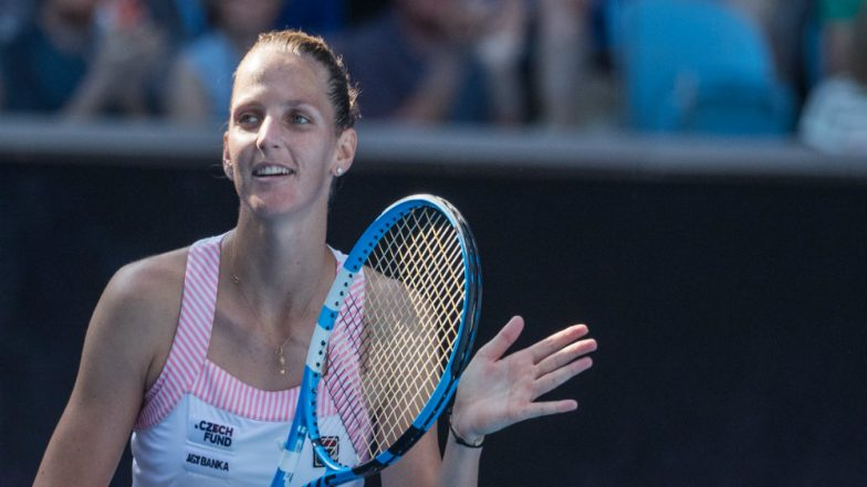 Karolina Pliskova Clinch 2019 Italian Open Title by Beating Johanna Konta in Straight Sets