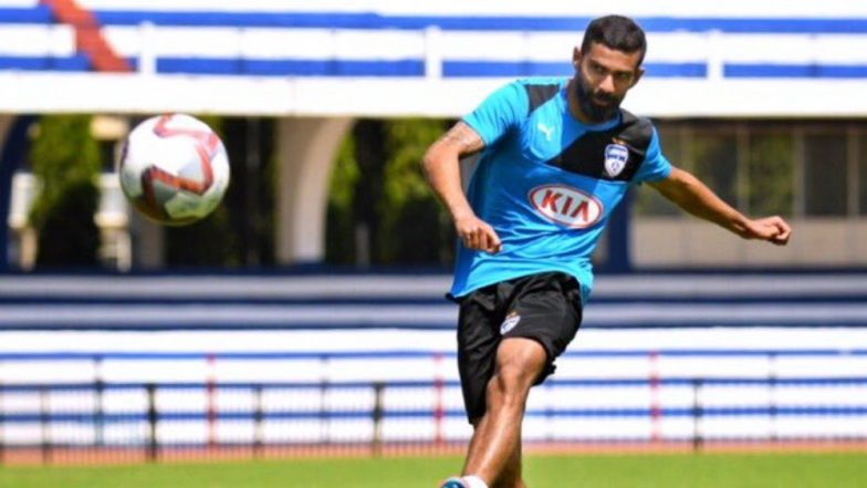 Indian Super League: Kean Lewis Signs Extension With Bengaluru FC