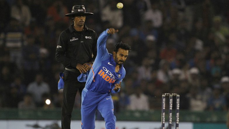 Kedar Jadhav Declared Fit, No Changes in India 15-Man Squad for ICC Cricket World Cup 2019
