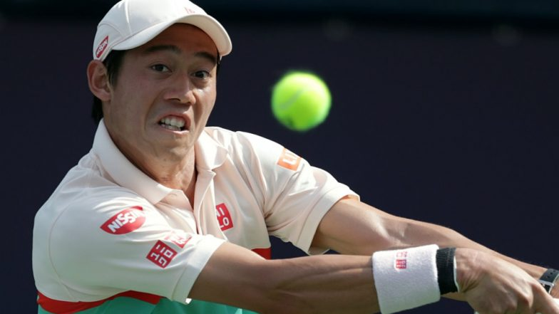 Madrid Open 2019: Japan's Kei Nishikori and France's Jeremy Chardy in 3rd Round