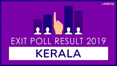 Kerala Exit Poll Results And Predictions For Lok Sabha Elections 2019: UDF to Win Between 14-15 Constituencies, Massive Loss Likely For LDF