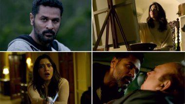 Khamoshi Trailer Video: Tamannaah Bhatia-Prabhudheva's Horror Film Has Few Scary Moments Here and There!