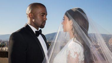 Kim Kardashian's Fifth Wedding Anniversary With Kanye West Was a Blast Courtesy A Surprise Involving Céline Dion!